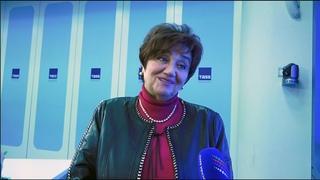 Тамара Синявская о сериале Магомаев: Мне интересно участвовать в процессе ... но и очень страшно