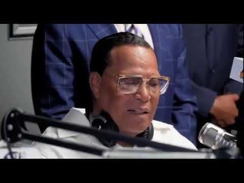 Louis Farrakhan PRAISES President Trump: He is Destroying Our Mutual Enemies