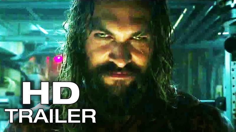 AQUAMAN Fish Boy Trailer NEW (2018) Jason Momoa Superhero Movie HD