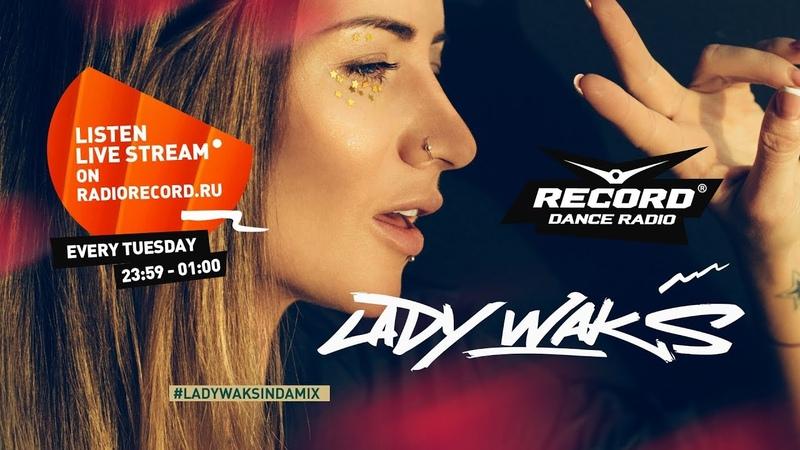 Lady Waks @ Record Club 515 (16-01-2019)