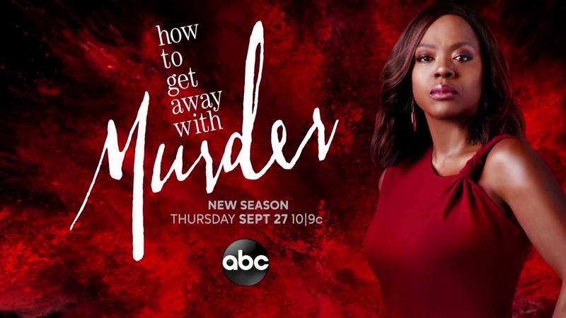 Season 5 Official Trailer How To Get Away With Murder Трейлер пятого сезона сериала Как избежать наказания за убийство