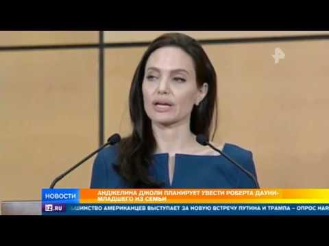 Анджелина Джоли готова перешагнуть через все моральные принципы