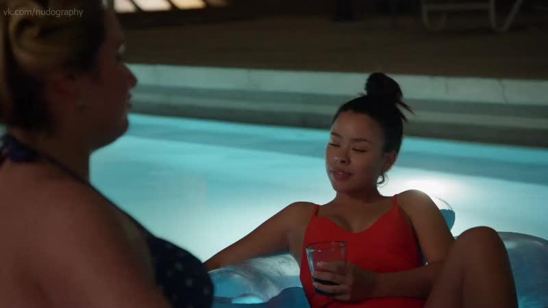 Эмма Хантон (Emma Hunton), Сьерра Рамирес (Cierra Ramirez) - Приятные хлопоты (Good Trouble, 2019) s01e09 1080p Голая Секси