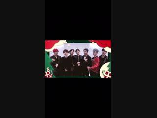 181223 BTS Christmas Greetings @ NetEase CloudMusic