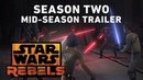 Star Wars Rebels Season Two Mid Season Trailer Official