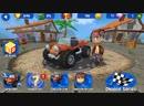 играю игру BB Racing на Андроид интересная игра но трудно выиграть