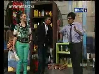 Opera Van Java (OVJ) - Tak Ada Logika - 5 April 2013 [ Full ]