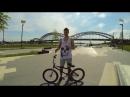How to Bunny Hop on a BMX Bike - Как сделать Банни-хоп [Дима Гордей] _ Школа