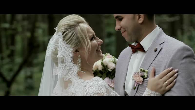 Wedding day Василий Екатерина