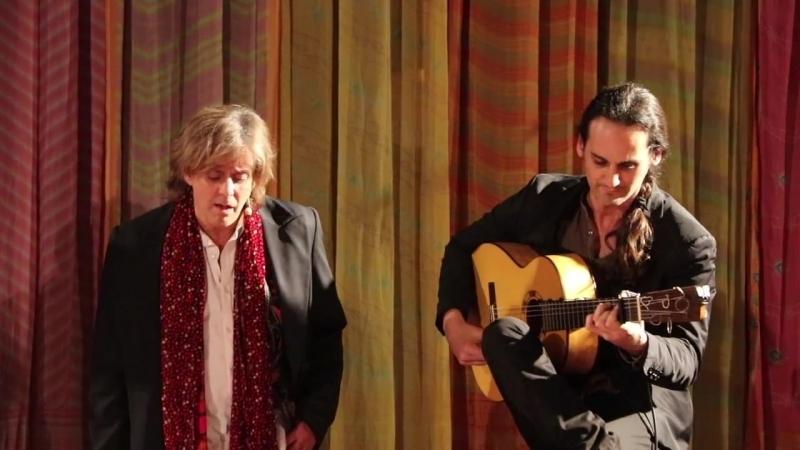 Nilda FERNANDEZ - 2 - concierto Federico GARCIA LORCA -circo ROMANES Paris 07-04 (1)