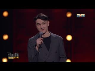 Stand up: нурлан сабуров - о свингерах