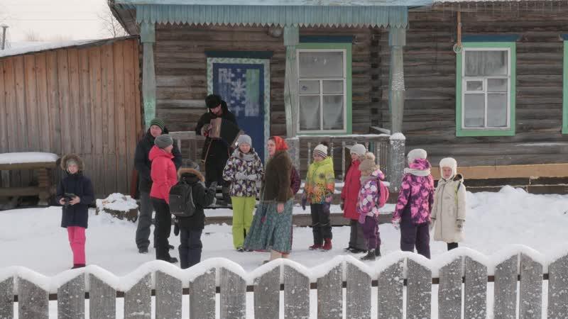 Усадьба Эндоуровых, деревня Братково, 23.12.2018