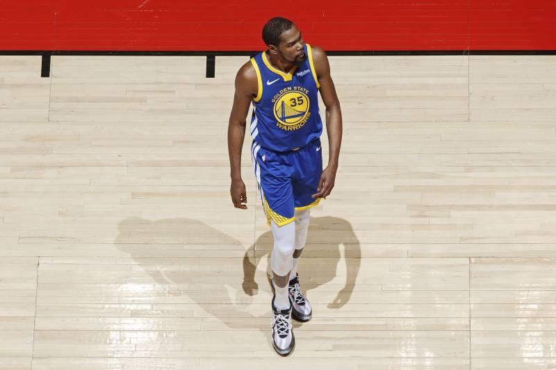 Менеджер НБА: «Травма Дюрэнта вообще никак не скажется на его статусе в межсезонье»