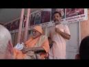 Шрила Бхакти Вигьяна Бхарати Махарадж. Даршан-2. Чандигарх, Картика 2013 г.