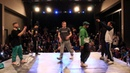 RoaZone Hip Hop - 1/4 finale - OutStanding vs From DownTown