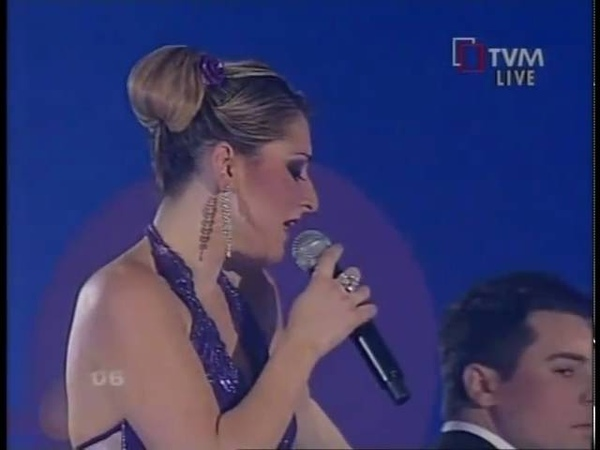 Claudia Faniello - Sunrise - Malta Song Final 2008