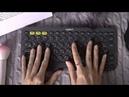 асмр asmr звуки клавиатуры шепот