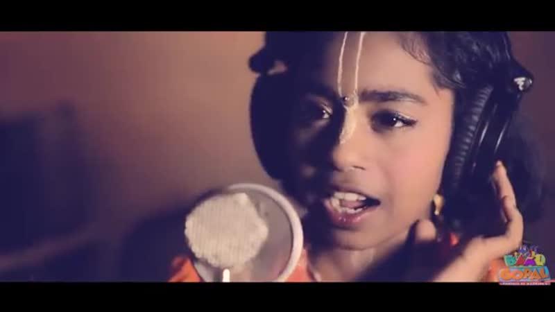 RAGHUPATI RAGHAV RAJA RAM - By Hladini Feat. Steve - Baal Gopal - Powered By Madhavas Rock Band