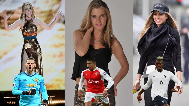 Manchester United F.C Players Hottest Wives And Girlfriends (WAGs) -2019