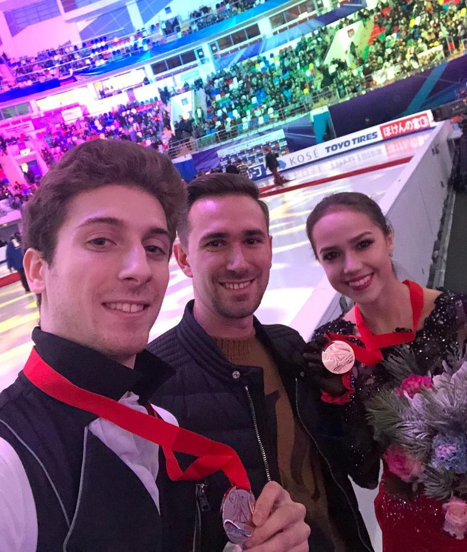 Алина Ильназовна Загитова-2 | Олимпийская чемпионка - Страница 4 GPlDH_J1GT8