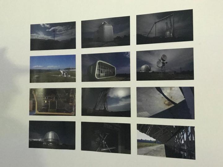 В Зеленчукском районе открылась уникальная художественная выставка «Станция YE5»