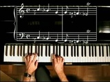 How to Play a Funk Groove on the Piano Lead In Melody Line for Funk Piano