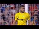 (HD) Валенсия 2-3 Зенит / 16.09.2015 / Valencia CF vs FC Zenit