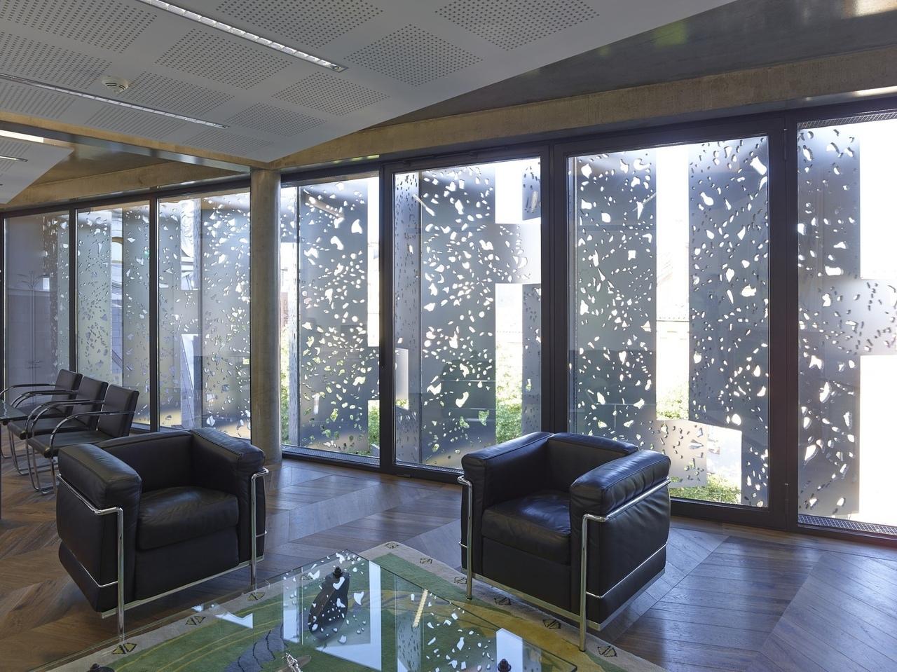 Центральный офис Caisse d'Epargne / Taillandier Architectes Associés
