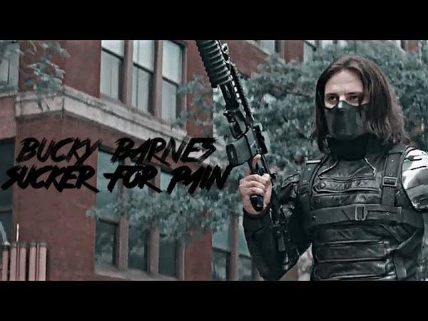 Bucky Barnes || Sucker For Pain
