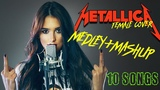 Metallica Medley+Mashup (Enter Sandman, Sad But True, Fuel, Ride the Lightning etc.)