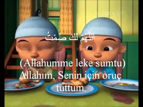 Arapça iftar duası ve anlamı