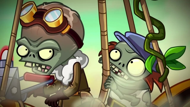 Plants vs Zombies 2 Lost City Part 2 Coming Soon Trailer