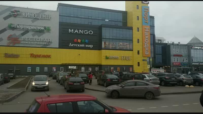 Новый магазин Икра и Рыба в ТЦ Парад