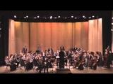 Иван Кузнецов, балалайка. Ефрем Подгайц. Концерт для Мандолины с оркестром