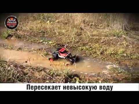 Краулер-Багги Снежный барс р/у, аккум., 4WD, 10км/ч