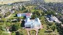 Аэросъемка Дворец Потёмкина Кричев, Беларусь/Potyomkin Palace Krychaw, Belarus