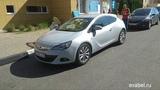 Opel Astra J GTC eva коврики в салон evabel.ru