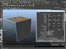 Maya Beginner Basics 7/10: Custom Polygon Display [Tutorial 07]