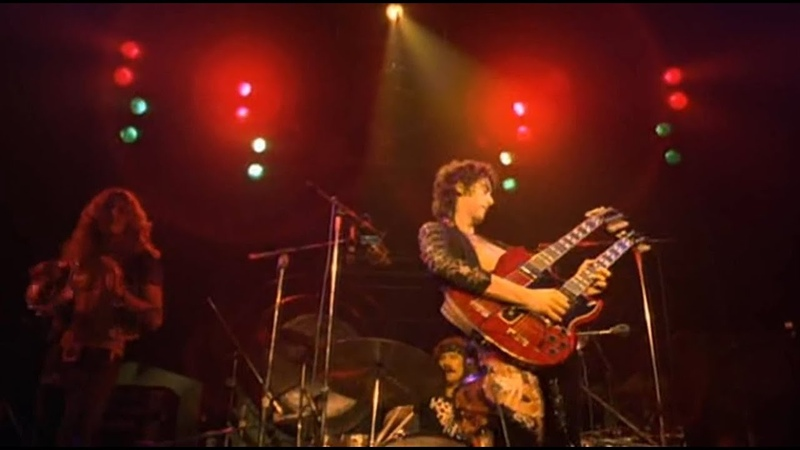 Led Zeppelin - The Song Remains The Same Concert, Live At Madison Square Garden, New York, 1973