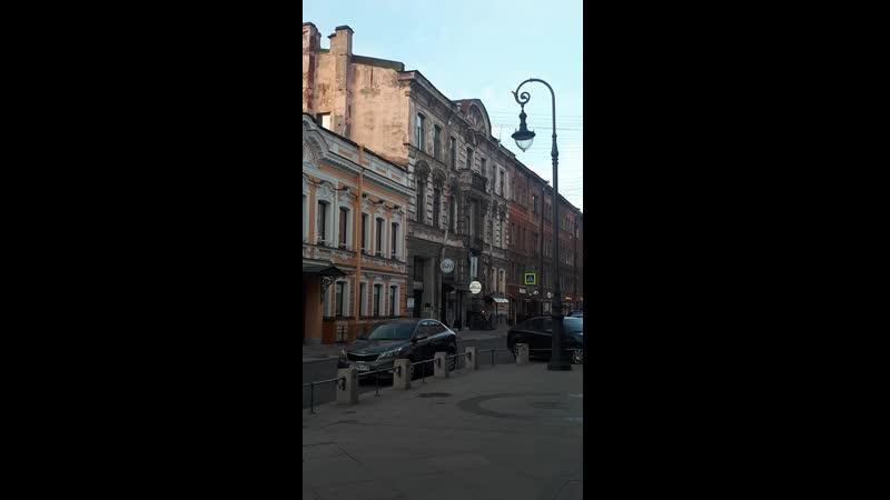Невский проспект. Музыканты
