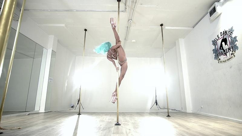 Maddie Sparkle filmed by Evgeny Gresilov
