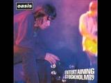 Oasis - Wonderwall (acoustic Liam, Live Stockholm 1996) Audio