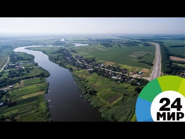 Прогрессивный Краснодарский край - МИР 24