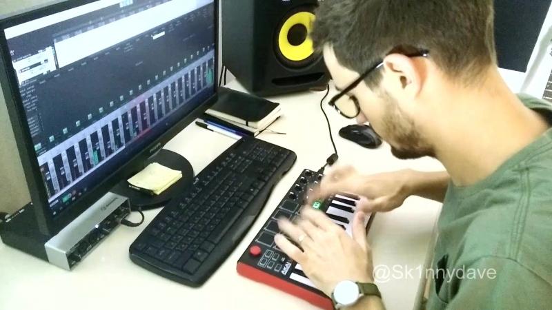 Sk1nnydave - Live Beat (One Zim. 21.09.18)