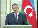 Azərbaycan və Fələstin prezidentlərinin mətbuat üçün bəyanatları. 28.06.2011