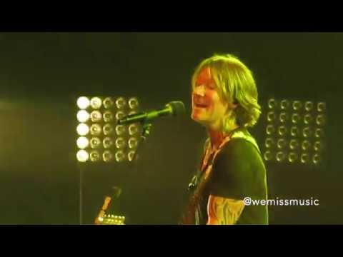 Keith Urban - But For The Grace of God, Texas Time Horses (Live in Sydney, Australia - 25/1/2019)