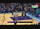 LeBron James y Lonzo Ball marcan histórico triple doble en la NBA