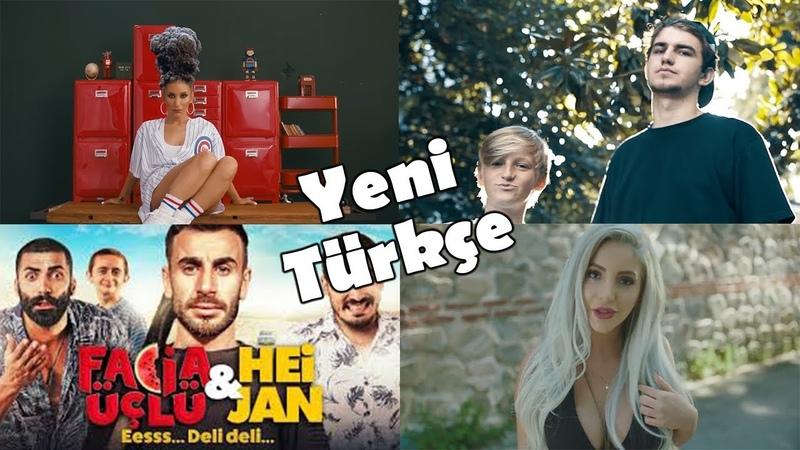 Yeni Çıkan Türkçe Şarkılar | 12 Ağustos 2018