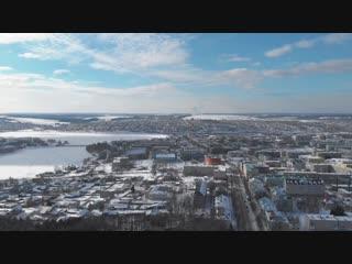 ЗИМА 2018 ⁄ ЛЫСЬВА ⁄ DJI MAVIC AIR