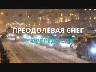 Как Петербургу решить проблему снега